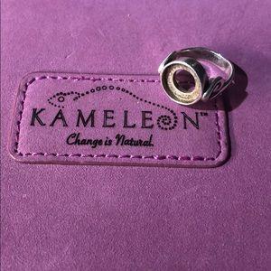 Kameleon ~ Size 5 ~ Sterling Silver Ring